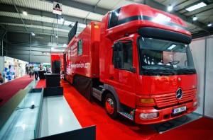 promo kamion truck foto vystavnictvi exterier 02
